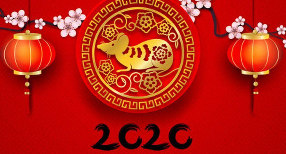 Este 2020,según el horóscopo chino es el Año de la Rata (Foto: Freepik)