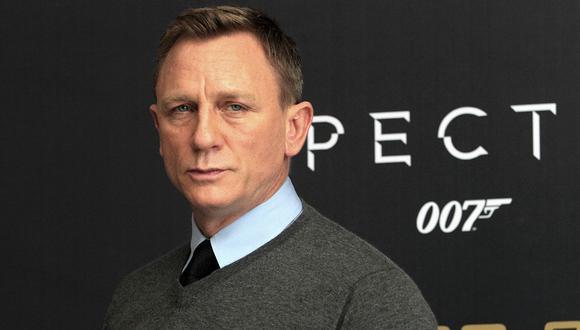 """Daniel Craig confirmó que """"No Time To Die"""" será su última película como James Bond. (Foto: AFP)"""