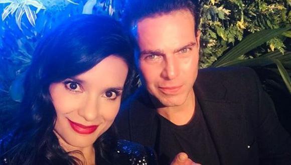 Paola Rey contó cómo fue que logró alcanzar una gran química con Juan Alfonso Baptista (Foto: Instagram/ Paola Rey)