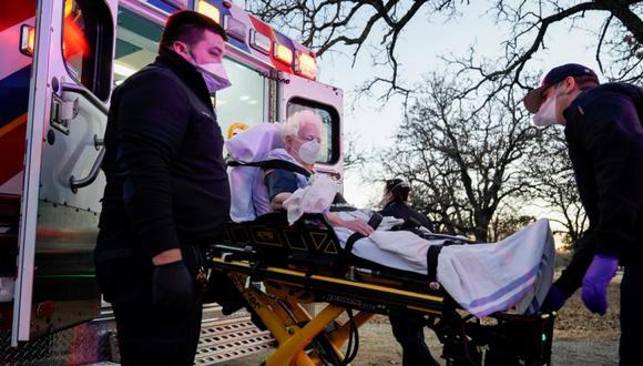 Coronavirus en Estados Unidos | Últimas noticias | Último minuto: reporte de infectados y muertos hoy, domingo 20 de diciembre del 2020 | COVID-19 USA | (Foto: REUTERS/Nick Oxford).