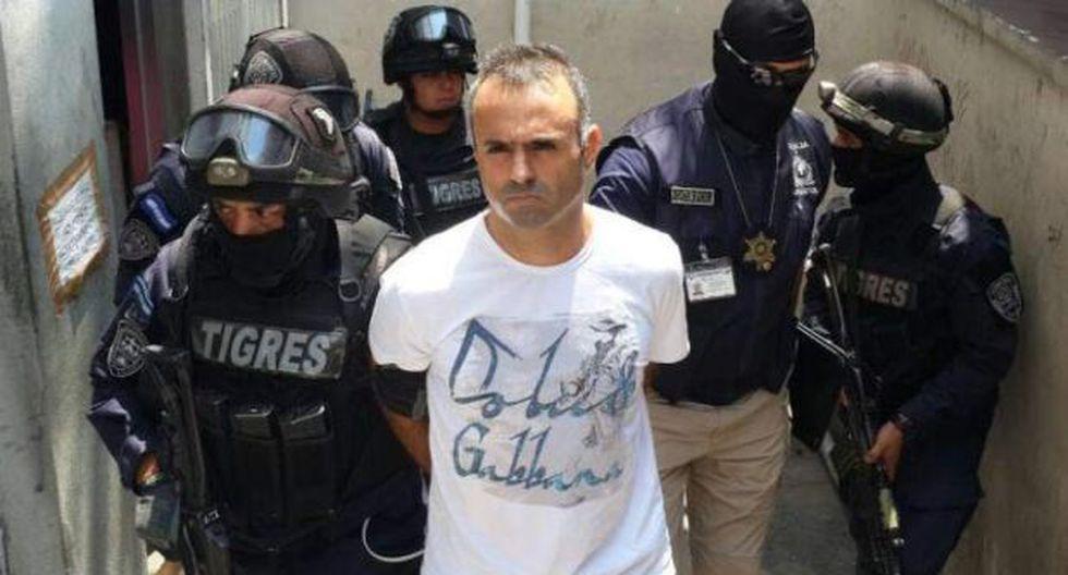 Cae otro jefe del brazo financiero de El Chapo Guzmán