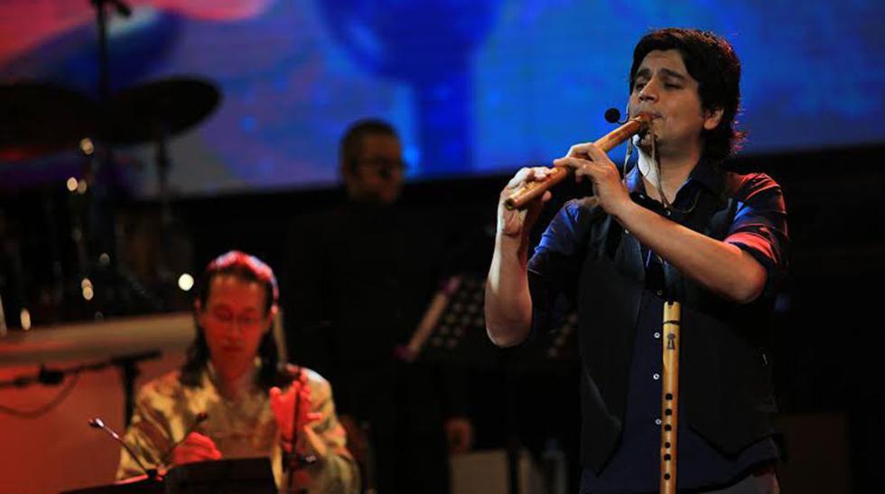 """Lucho Quequezana y la inolvidable gala musical """"Sonidos vivos"""" - 2"""
