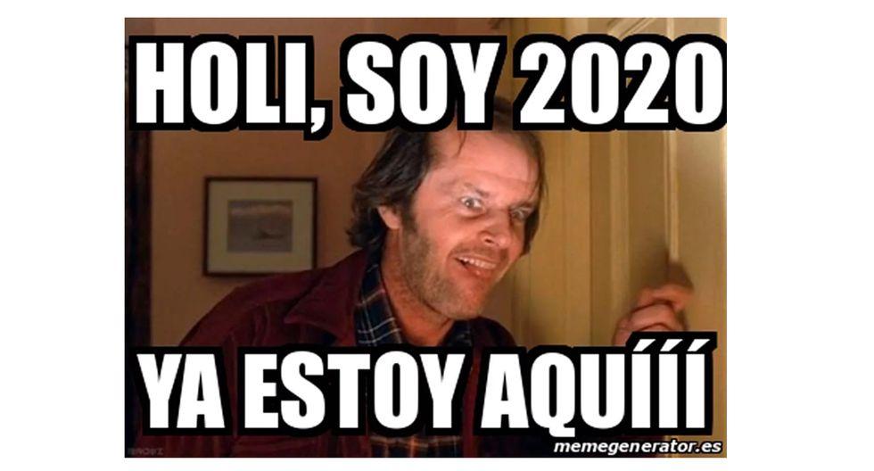 ¿Cómo pasarás Año Nuevo 2020? Conoce los mejores memes que puedes compartir por WhatsApp. (Foto: Memegenerator)