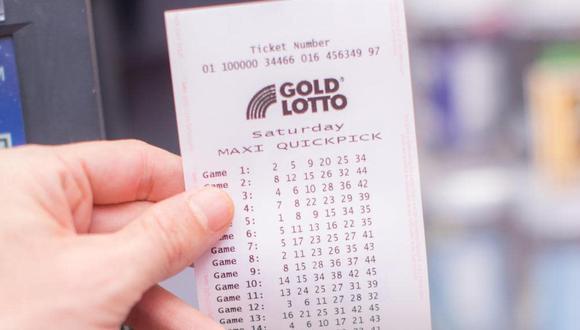 La suerte acompañó a esta persona que lo había perdido prácticamente todo por los incendios en Australia. (Foto: Gold Lotto)