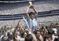 México 1986: la copa del mundo en la que brilló Diego Maradona
