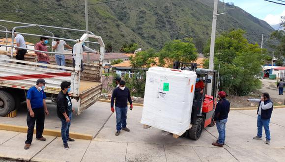 Esta adquisición se efectuó gracias al aporte realizado por la ciudadanía. (Foto: hospital Guillermo Diaz)