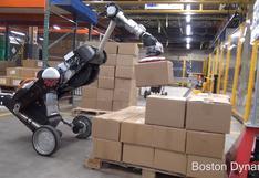 Handle, el robot capaz de realizar con exactitud el trabajo de un operario