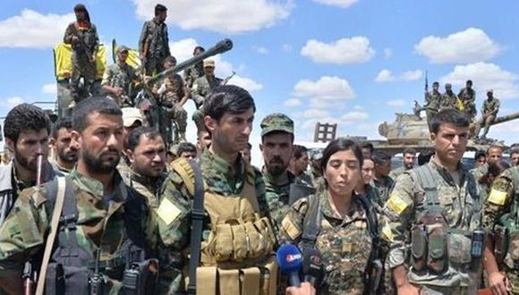 La ofensiva para conquistar Raqqa, capital del Estado Islámico