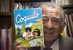 """""""Coquito, la película"""": historia del libro que enseñó a leer y escribir a los peruanos será llevada al cine"""