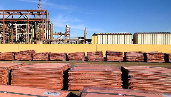 El cobre, utilizado en electricidad y construcción, se ha hundido más de un 20% desde máximos de junio del año pasado. (Foto: Reuters)