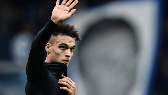 Lautaro Martínez es una de las figuras del Inter de Milán en la actualidad. (Foto: AFP)