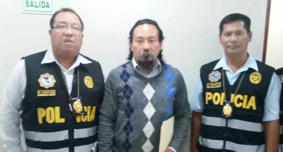 Jonas Ataucusi, no había sido visto en público durante casi 20 años (Foto: PNP)