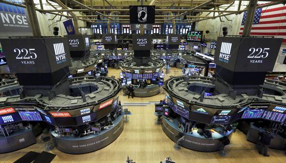 Al término de las operaciones en la Bolsa de Nueva York, el Dow Jones de Industriales, su principal indicador, subió un 0.28%. (Foto: AP)