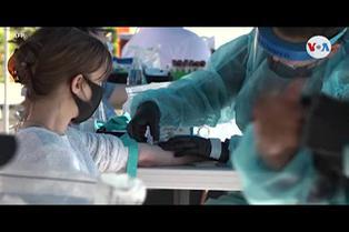 Estados Unidos supera los 14 millones de contagios de COVID-19