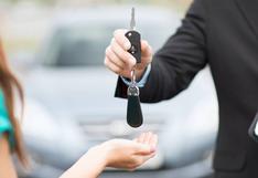 10 consejos que debes seguir antes de alquilar un auto | FOTOS