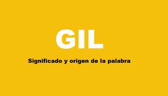 ¿Qué significa gil y cuál es el origen de esta palabra? A continuación conoceremos más sobre el origen y el significado de esta palabra muy usada en Latinoamérica. (Foto: Composición)
