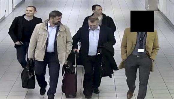 Holanda expulsa a 4 rusos tras intento de ciberataque contra la Organización para la Prohibición de las Armas Químicas, OPAQ. (Reuters).