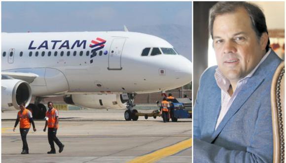 El ejecutivo comenta que el 2020 será un año de transición para la compañía por la alianza (e ingreso al accionariado) de la norteamericana Delta Air Lines. Esto, sin duda, generará una reconfiguración del tráfico de pasajeros entre Sudamérica y Estados Unidos, comenta. (Foto: Archivo)