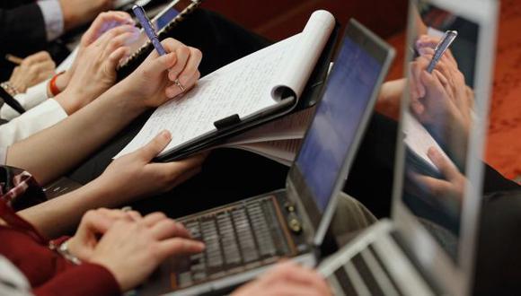 Aunque Wikipedia está autorizada por China, el régimen comunista bloquea otras fuentes de información como Google. (Foto: AFP)