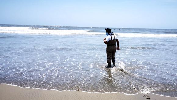 Lambayeque: Ocho playas no son saludables y recomiendan no visitarlas (Foto: Geresa Lambayeque)