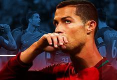 Cristiano Ronaldo: las frustraciones del crack portugués en su carrera