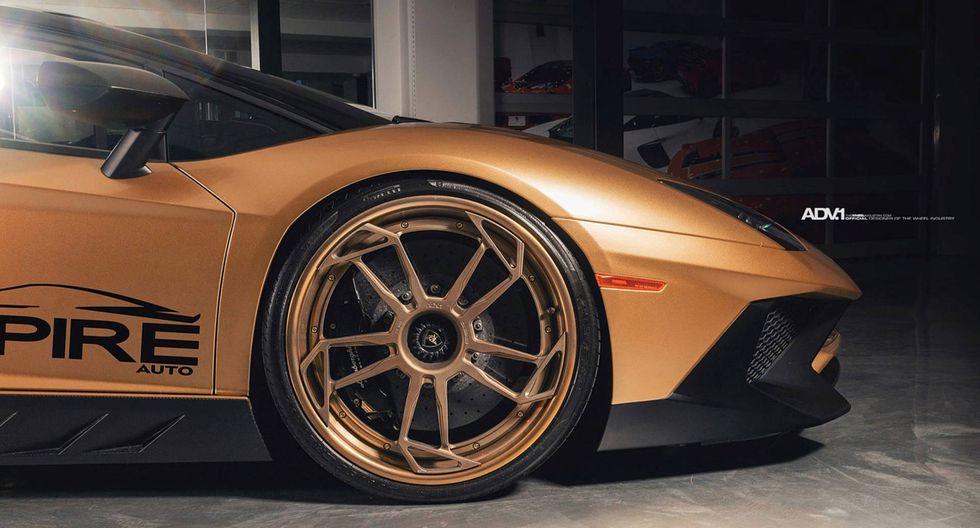 Lamborghini Aventador SV by Empire Auto