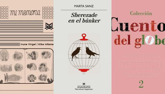 Pisapapeles: tres libros recomendados para esta semana.