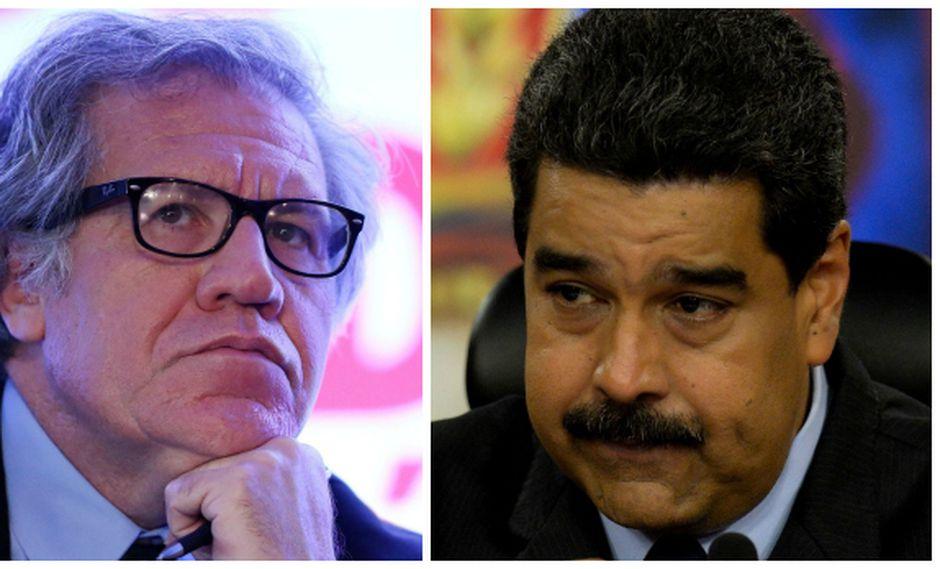 """Cancillería de Venezuela denuncia la """"destrucción"""" de la OEA"""