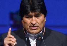 Evo Morales denuncia que incendiaron la casa de su hermana en Bolivia