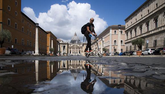 Coronavirus en Italia | Ultimas noticias | Último minuto: reporte de infectados y muertos hoy miércoles 17 de junio del 2020. | Covid-19 | (Foto: Tiziana FABI / AFP).