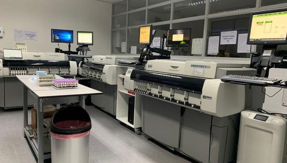 Con esta adquisición se podrán realizar más de 31.500 pruebas de tamizaje serológico al mes.