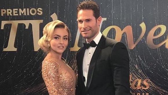 Angelique Boyer ha contado como es grabar escenas intimas y más cuando las ha tenido que hacer con Sebastián Rulli (Foto: Televisa)