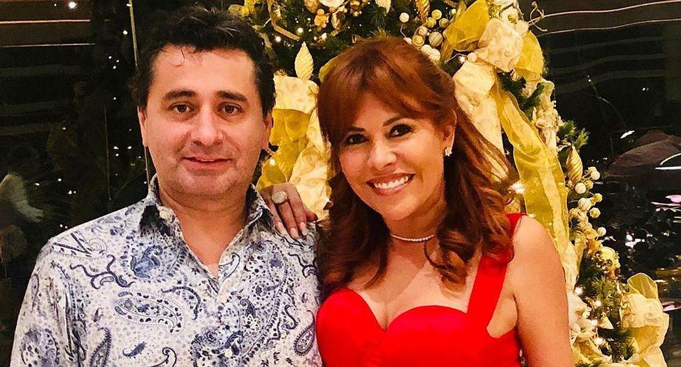 La periodista salió al frente y decidió responder a los rumores de un presunto 'ampay' a su esposo Alfredo Zambrano. (Foto: Instagram)