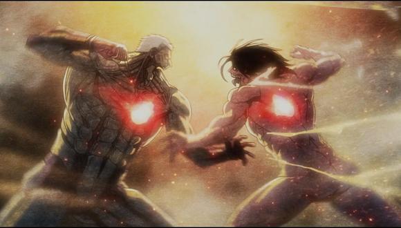 Shingeki no Kyojin se caracterizó por la presentación de nuevos villanos en cada una de las temporadas. Cada nuevo era más poderoso y pero que el anterior. (Foto: Youtube)
