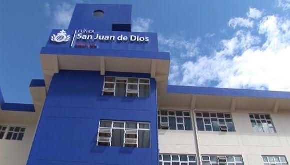 Entregaron nuevo pabellón de la Clínica San Juan de Dios