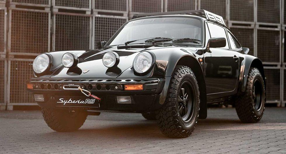 El Porsche 911 cuenta con detalles mecánicos y estéticos que lo convierten en un deportivo todoterreno. (Fotos: Carscoops).