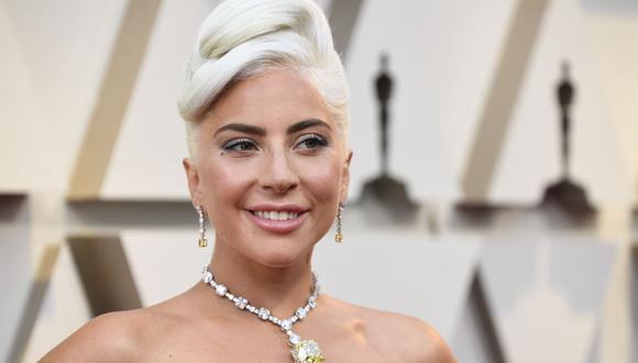 """Lady Gaga fue captada con nuevo """"galán"""" y no se trata de Bradley Cooper. (Foto: AFP)"""