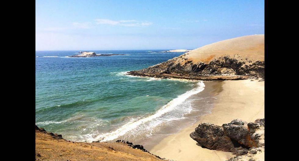 Punta Patillos. A la altura del kilómetro 318, en el distrito de Culebras en Huarmey, se encuentra esta playa, ubicada a 15 minutos de la carretera. Hace algunos años en el lugar se practicaba la pesca con dinamita, lo cual le restaba atractivo, pero hoy es una de las más visitadas del norte chico. Puedes acampar u hospedarte en el Ecolodge Punta Patillos (Foto: Instagram @Isa)