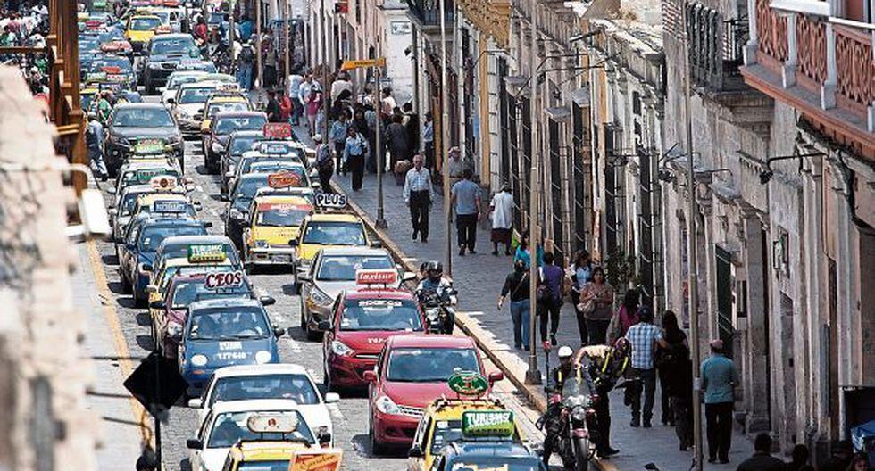 Reforma a medias: taxis livianos seguirán en Arequipa - 1