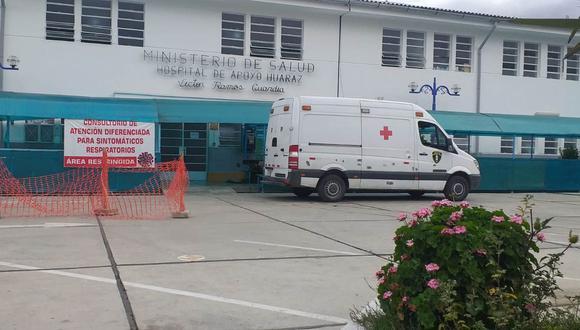 En el hospital Víctor Ramos dijeron que los médicos evalúan a todos los pacientes y que solo se quedan en hospitalización los que ameritan.