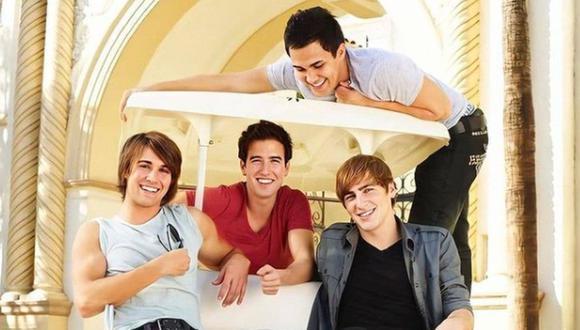 El éxito de la banda surgió tras su programa de televisión, que lleva el mismo nombre, transmitido por Nickelodeon (Foto: Big Time Rush / Instagram)