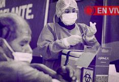Coronavirus Perú EN VIVO: Vacunación COVID-19, y última hora de hoy, 26 de julio