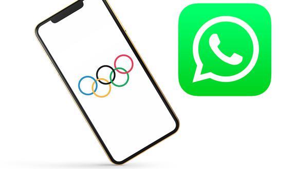Conoce cómo saber EN VIVO los resultados de los Juegos Olímpicos Tokio 2020 por WhatsApp. (Foto: MAG)