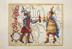 Ilustraciones para el Bicentenario: el artista plástico que retrata la historia del Perú con referencias a la cultura pop