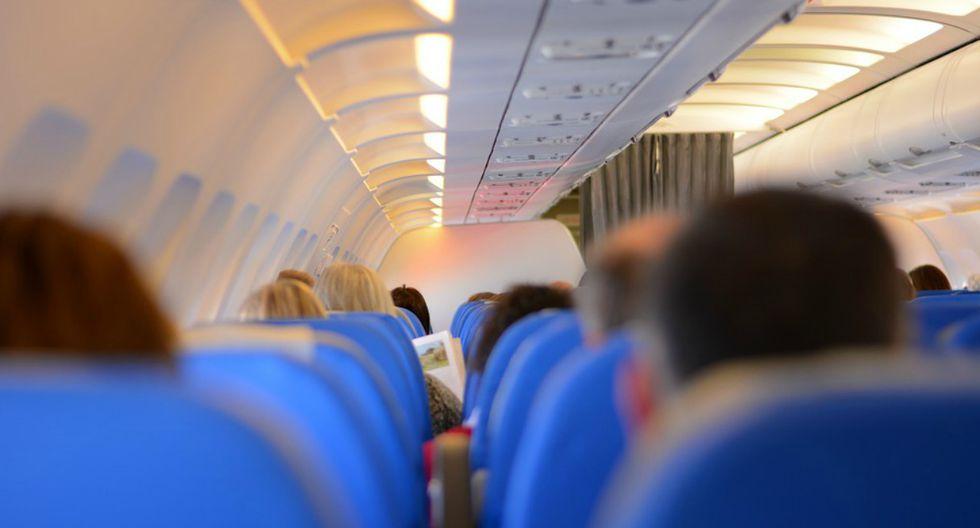 Se supo que el avión era un Airbus A330. (Foto: Referencial/Pixabay)