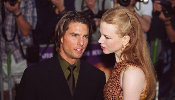 Nicole Kidman y Tom Cruise se casaron en 1990 y se separaron en 2001. Durante su matrimonio adoptaron a dos hijos: Isabella Jane y Connor Cruise. (Foto: Sinead Lynch / AFP)