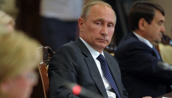 Rusia no le comprará productos a los países que lo sancionaron