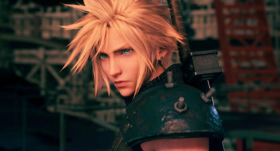 Final Fantasy VII Remake llegará el próximo 10 de abril del 2020 a PS4. (Captura de pantalla)