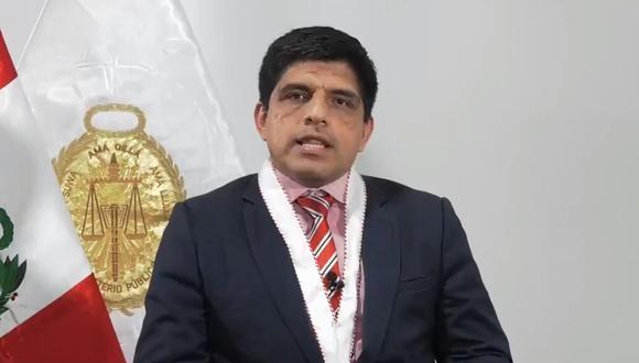 El fiscal Juan Carrasco Millones estima que tendrá una denuncia lista antes de fin de año por el caso 'Los temerarios del crimen'. (Foto: Difusión)