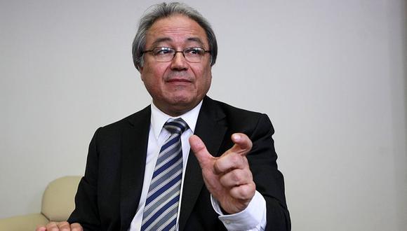 Walter Albán, director de Proética. (Archivo El Comercio9